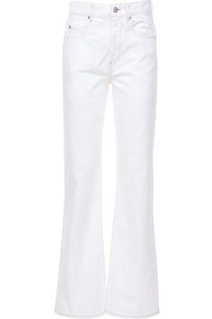 Isabel Marant Belvira Cotton Denim Jeans