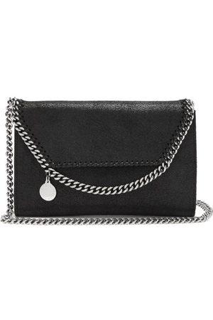 Stella McCartney New Falabella Mini Faux-suede Shoulder Bag - Womens