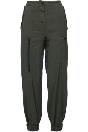 McQ Genesis Ii Cotton Twill Cargo Pants