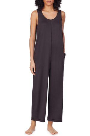 Z WELL Women's Sleep Crop Jumpsuit