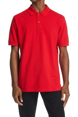 Bottega Veneta Men's Short Sleeve Pique Polo