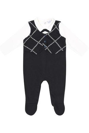Emporio Armani Baby cotton onesie