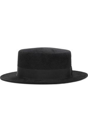 Saint Laurent Rabbit-felt hat