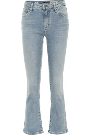 AG Jeans Jodi high-rise cropped jeans