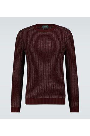 ZANONE Giro crewneck wool sweater