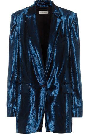 DRIES VAN NOTEN Women Blazers - Velvet jacquard blazer