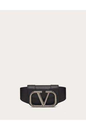 VALENTINO GARAVANI Supervee Leather Belt Bag Man 100% Pelle Bovina - Bos Taurus OneSize