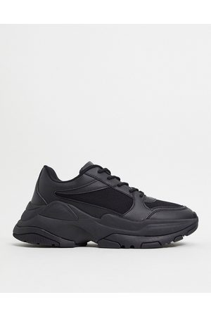 ASOS Sneakers - Sneakers in mesh with chunky sole