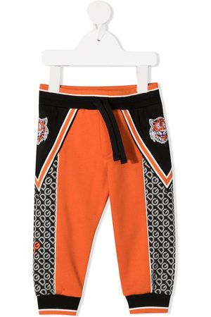 Dolce & Gabbana Sweatpants - Tiger embroidered track pants