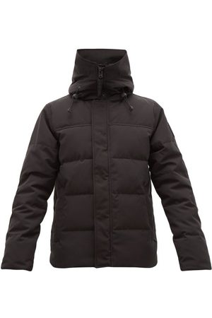 Canada Goose Macmillan Hooded Down Parka - Mens