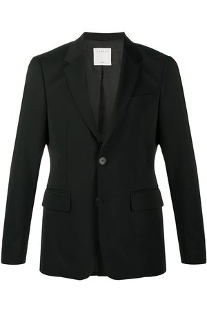 Sandro One-button tailor blazer