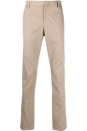 Dondup Slim-fit chino trousers - Neutrals