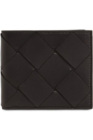 Bottega Veneta Intrecciato 30 Leather Billfold Wallet