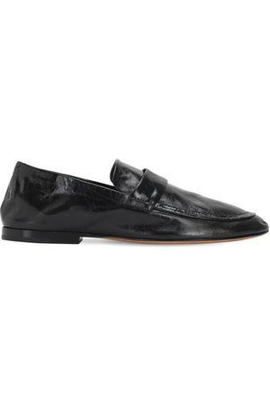 Bottega Veneta Leather College Loafers