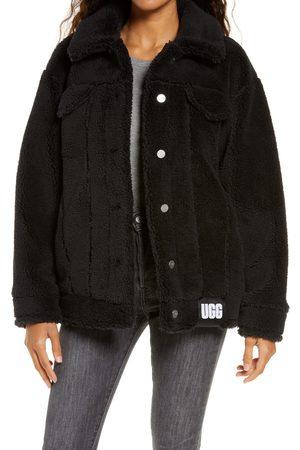 UGG Women's UGG Fleece Trucker Jacket