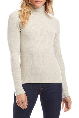 Karen Kane Women's Turtlenck Pullover