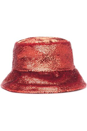VALENTINO GARAVANI Sequined bucket hat
