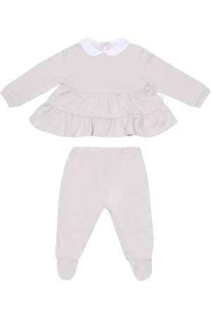Il gufo Top and pants set