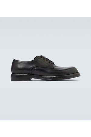 Dolce & Gabbana Derby leather shoes