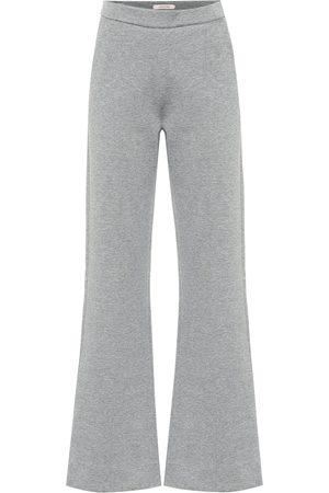 Dorothee Schumacher Cotton-blend flared pants