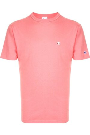 Champion Embroidered logo crew neck T-shirt