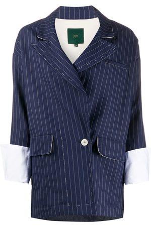 JEJIA Americana pinstripe blazer