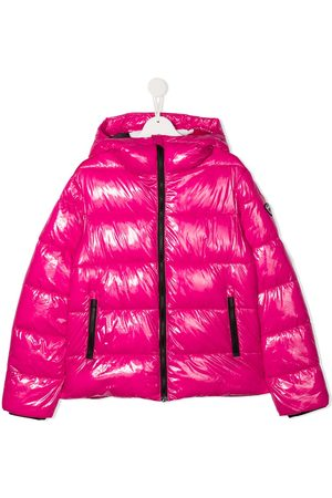 Rossignol Girls Puffer Jackets - Abscisse quilted jacket