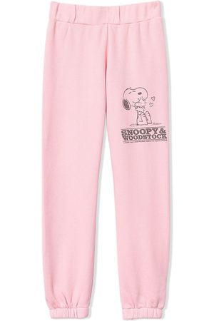 The Marc Jacobs Kids Peanuts track trousers