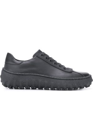 CamperLab Platform sole lace-up sneakers