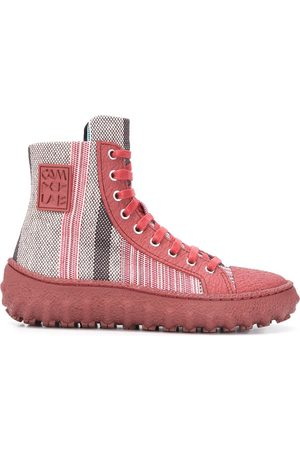 CamperLab Ground high-top sneakers