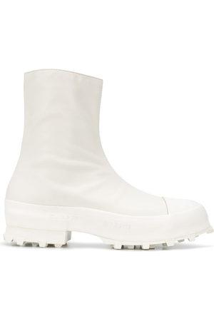 CamperLab Traktori zipped ankle boots