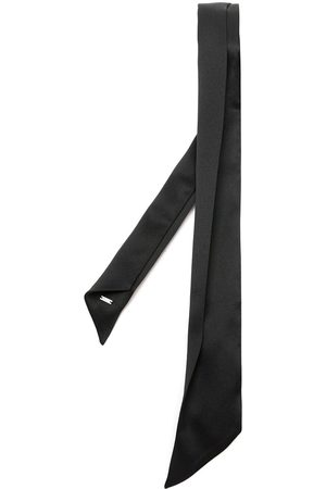 Saint Laurent Lavallière thin scarf