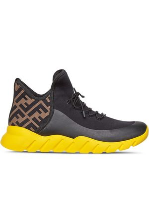 Fendi Tech knit FF sneakers