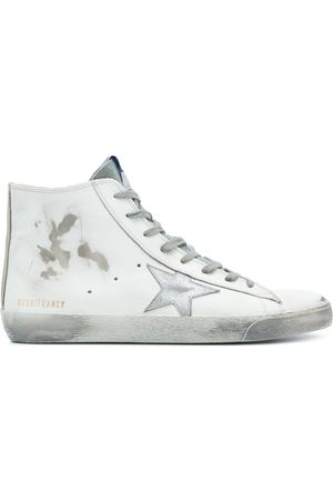 Golden Goose Francy suede patch sneakers