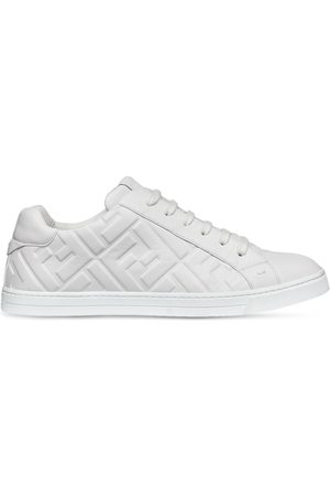 Fendi Embossed FF motif sneakers