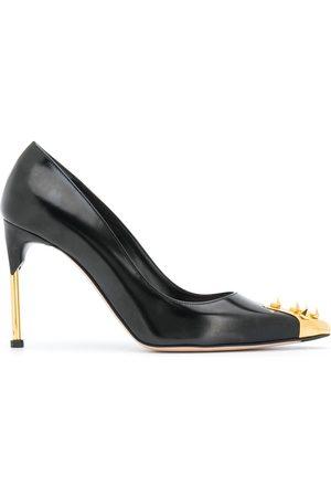 Alexander McQueen Studded point-toe pumps