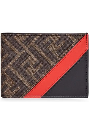 Fendi Leather bi-fold wallet