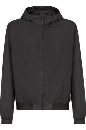 Fendi Packable windbreaker jacket