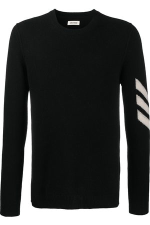 Zadig & Voltaire Men Sweaters - Kennedy cashmere sweater