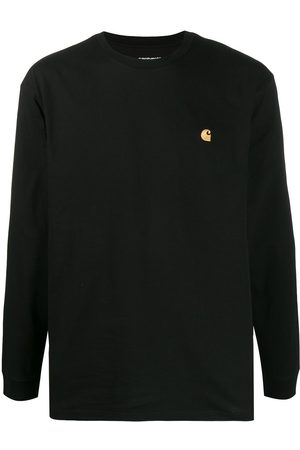 Carhartt Chase embroidered logo sweatshirt