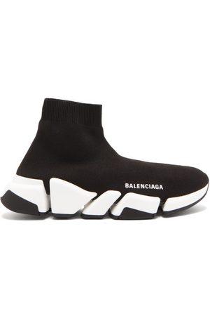 Balenciaga Women Flat Shoes - Speed 2.0 Trainers - Womens - /