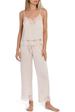 Jonquil Women's Moonlight Crop Pajamas