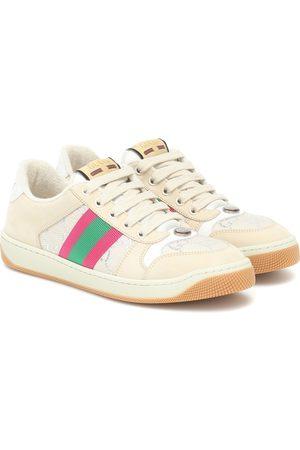 Gucci Screener leather sneakers