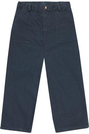 MORLEY Major cotton pants