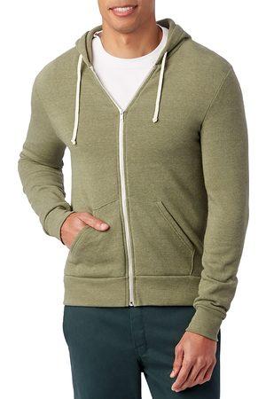 Alternative Rocky Cotton Zip Hoodie