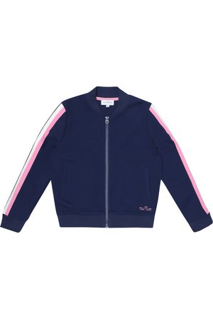 The Marc Jacobs Zipped track jacket