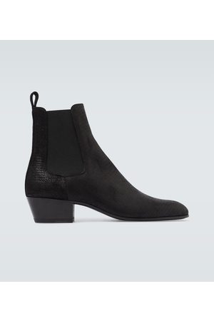 Saint Laurent Cole Chelsea boots