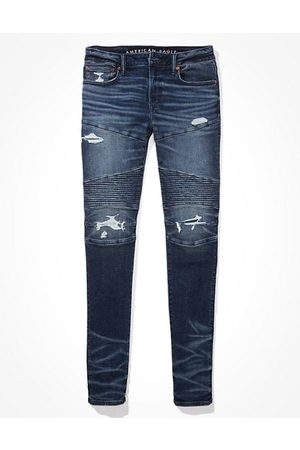 American Eagle Outfitters AirFlex+ Stacked Skinny Jean Men's 26 X 28