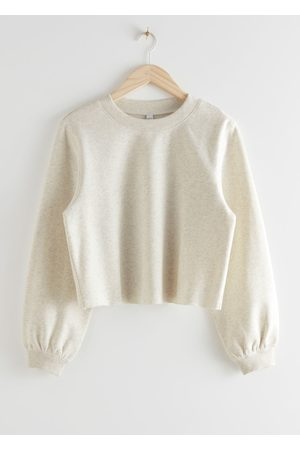 & OTHER STORIES Women Sweaters - Boxy Jersey Sweater