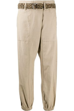 R13 Tapered trousers - Neutrals